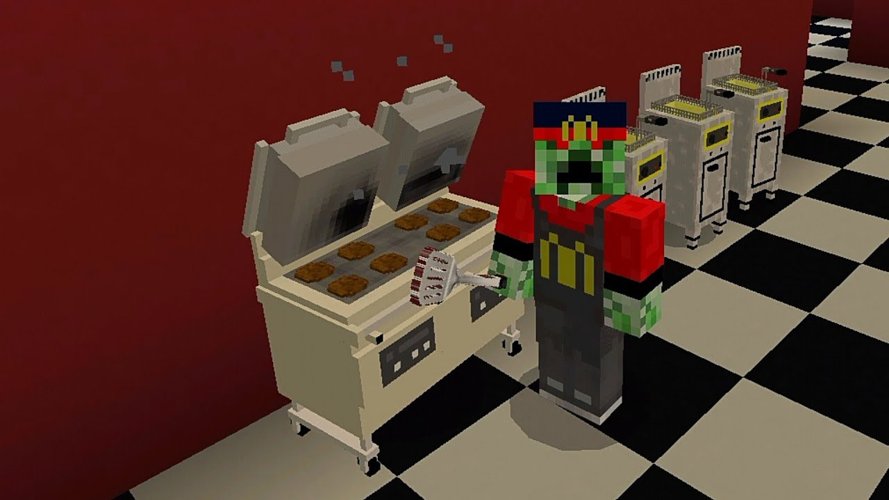 Working At McDonald's! | McDonald's Add-on 2 Machines and Items Testing