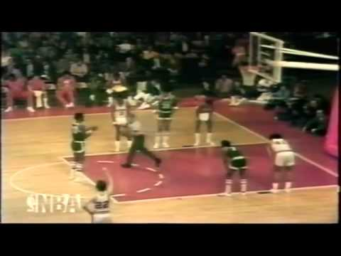 1971 NBA Finals Gm. 4 Bucks vs. Bullets (2nd Half)