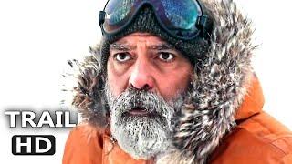 O CÉU DA MEIA-NOITE Trailer Brasileiro DUBLADO (2020) George Clooney, Ficção Científica