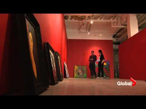 Counterfeit art shown at new exhibit in Ottawa