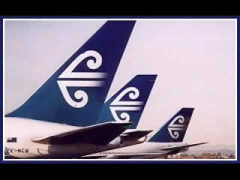Angry Samoan calling Air NZ