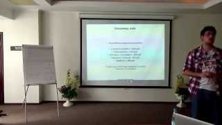 Илья Красинский \Экономика стартапа и метрики как помочь проекту найти цель\