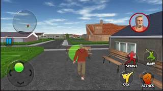 Strange Crazy Neighbor 3D Best Android Gameplay