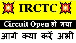 IRCTC Share News | IRCTC SHARE | IRCTC Share Latest News today | IRCTC Circuit Opened…
