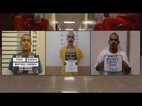 Video Released: Inmates Plan Sneak Attack Inside State Penitentiary