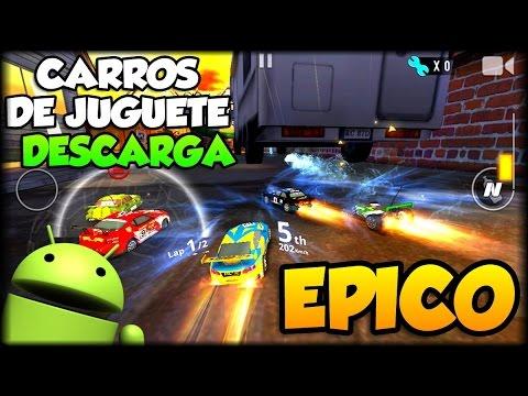 descarga epico juego de carros de juguete para android revolt los mejores juegos android ios