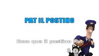Il postino Pat - Sigla iniziale (SONG+TESTO SINCRONIZZATO)