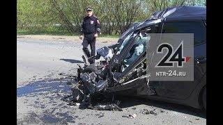 В Нижнекамске пострадавший в аварии в районе НКЦ отказался от госпитализации
