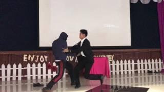 Video Gimik Hari Guru SMTAS -Teks ucapan ketua pelajar dicuri download MP3, 3GP, MP4, WEBM, AVI, FLV Oktober 2018