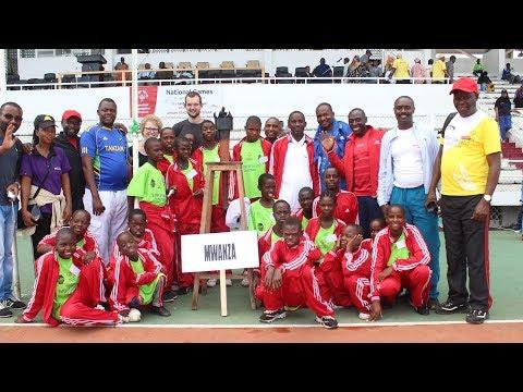 Tanzania Special Olympics Games in Zanzibar