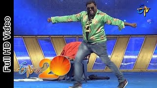 Anil Mimicry and Parody Dance Performance in Vizag ETV @ 20 Celebrations