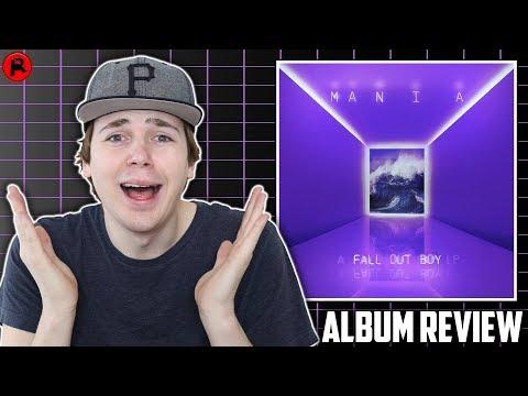 FALL OUT BOY - MANIA   ALBUM REVIEW