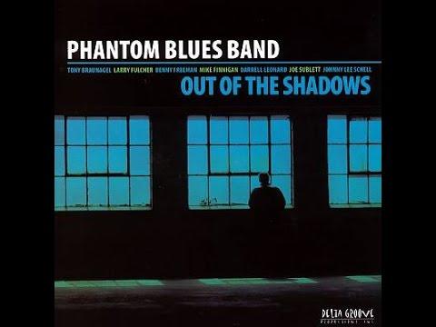 Phantom Blues Band  -  Rain Down Tears