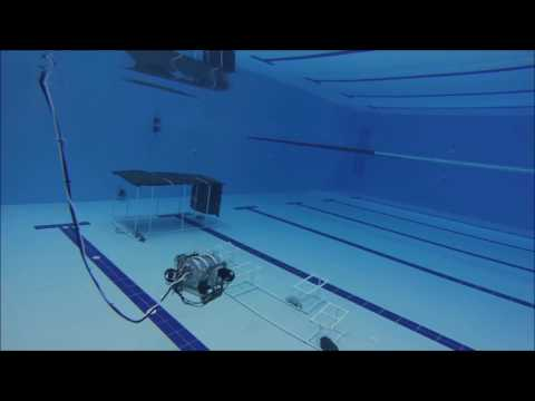 ITU ROV Team Explorer Class Demonstration Video - MATE ROV Competition 2017