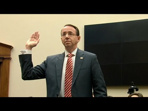 Deputy Attorney General Testifies before House Judiciary Committee