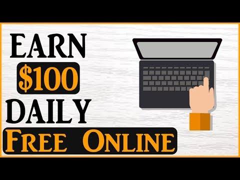Earn FREE Money Online FAST (EASY)