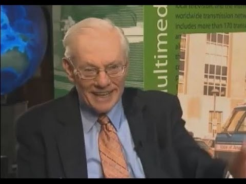 """Dick Bertel on Willis Conover   """"Only at VOA"""" 70th Anniv. Series   2012"""