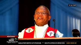 Methodist Church   Rev Purity Malinga inducted first female bishop