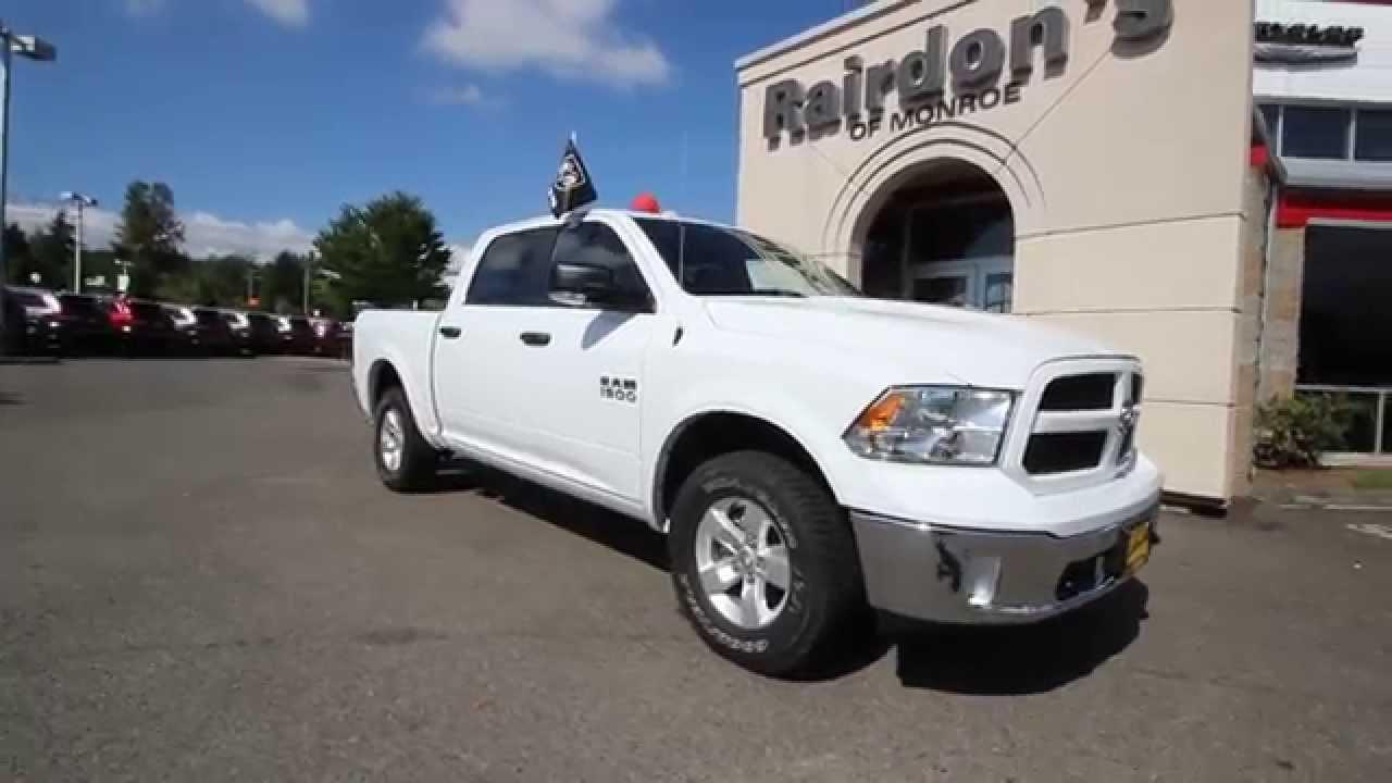 Dodge Crew Cab >> 2014 Dodge RAm 1500 Outdoorsman Crew Cab | White ...
