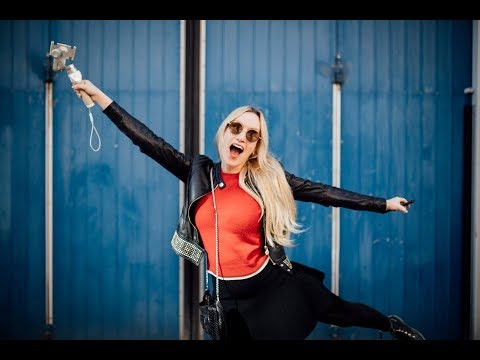 VLOG Episode 3: Galia Brener in Växjö Sweden - funny adventure!