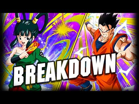 HOW GOOD ARE THE NEW GOHAN AND YURIN?! Dragon Ball Z Dokkan Battle