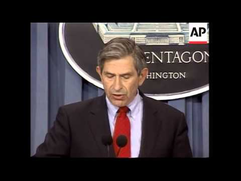Wolfowitz and Bremer react to assasination of Saddam's sons