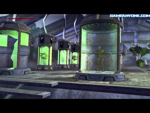 Tomb Raider: The Angel of Darkness - [HD] - Bio-Research Facility 1/2 |