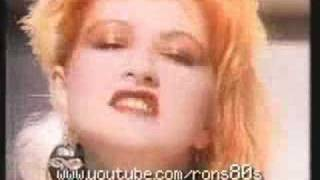 Cyndi Lauper - Girls Just Wanna Have Fun (Music Video)