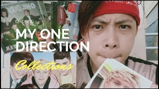 Exposing My One Direction Collection | (BetterDanVlogs)