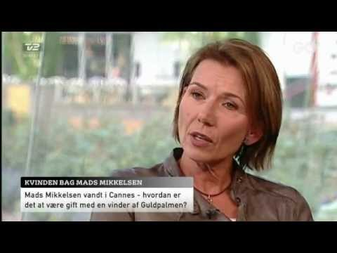 Mads Mikkelsen's Wife Hanne:' It's me who won Mads'