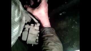 видео Замена ШРУСа и пыльника на ВАЗ 2109