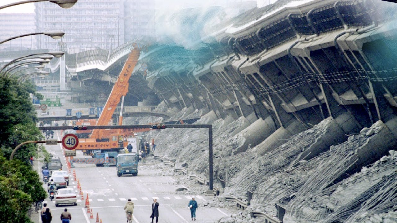 Kobe Japan Natural Disasters
