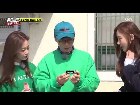 FUNNY MOMENTS LEE DA HEE AND LEE KWANG SOO PART 1 ENGSUB