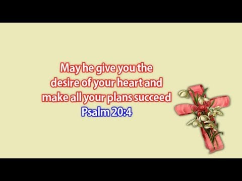 bible verse for birthday