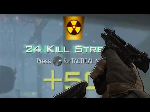 TACTICAL NUKE with M9 - Modern Warfare 2