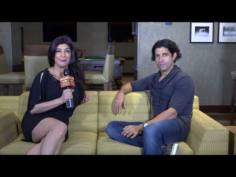 Farhan Akhthar  by Reshma Dordi of biz India TV