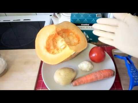 Суп пп из тыквы