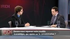 RDI Économie - Entrevue avec Pierre-Yves McSween