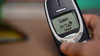 Retro Review - Nokia 3310