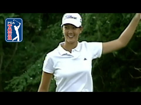 14-year-old Michelle Wie shoots 68 at Sony Open