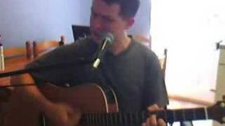Nails in my Feet - Crowded House Cover