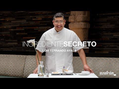 Ingrediente Secreto: Luis Fernando Ayala