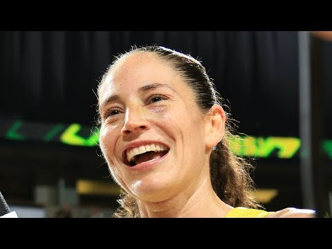 Sue Bird Takes Over Game 5 of the WNBA Semifinals!