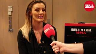 Bellator 217 | Leah McCourt: