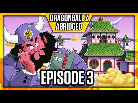 DragonBall Z Abridged: Episode 3 - TeamFourStar (TFS)