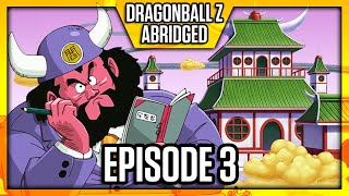 DragonBall Z Abridged: Episode 3 - TeamFourStar (TFS)