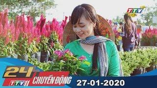24h Chuyển động 27-01-2020 | Tin tức hôm nay | TayNinhTV