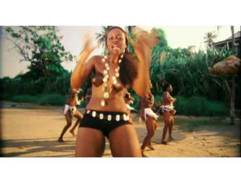 hot african video - lizha james - dj marcell
