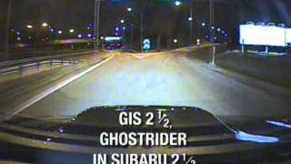 """GIS - The Ghostrider in Subaru 1/2 (from the DVD """"Back To Basics"""")"""