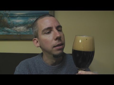 ASMR Beer Review 6 - Guinness Foreign Extra Stout & Trading Card Haul